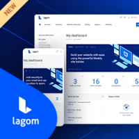 Lagom WHMCS Theme v1.2.1