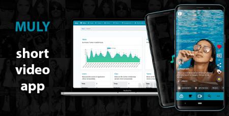 Muly v1.0 – Short Video Sharing App