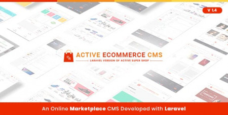 Active eCommerce CMS v1.4 - nulled