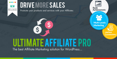 Ultimate Affiliate Pro WordPress Plugin v5.4.1