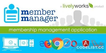 MemberManager v1.1.1 - Simple Membership Management Application