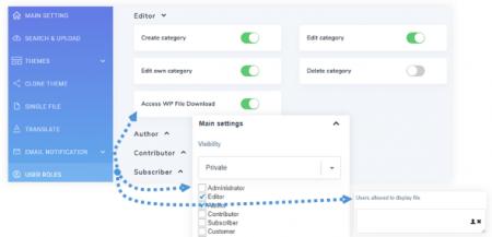 WP File Download v4.6.8 - The File Manager WordPress Plugin