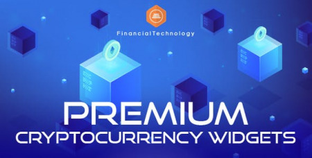 Premium Cryptocurrency Widgets v2.13.01