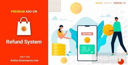 Active eCommerce Refund add-on v1.0