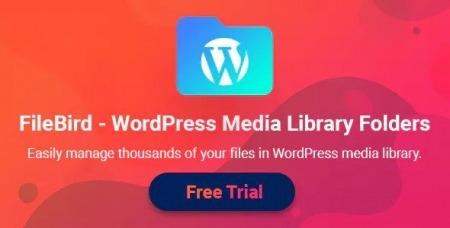 FileBird v3.5 - WordPress Media Library Folders