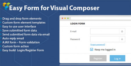 DHVC Form v2.2.26 - Wordpress Form for WPBakery Page Builder